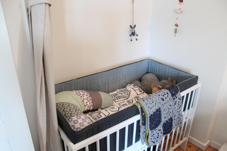 halv seng til baby