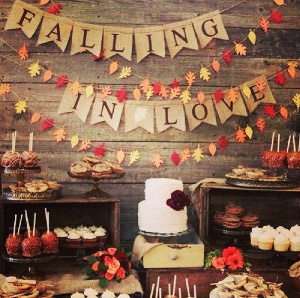 fall wedding 3