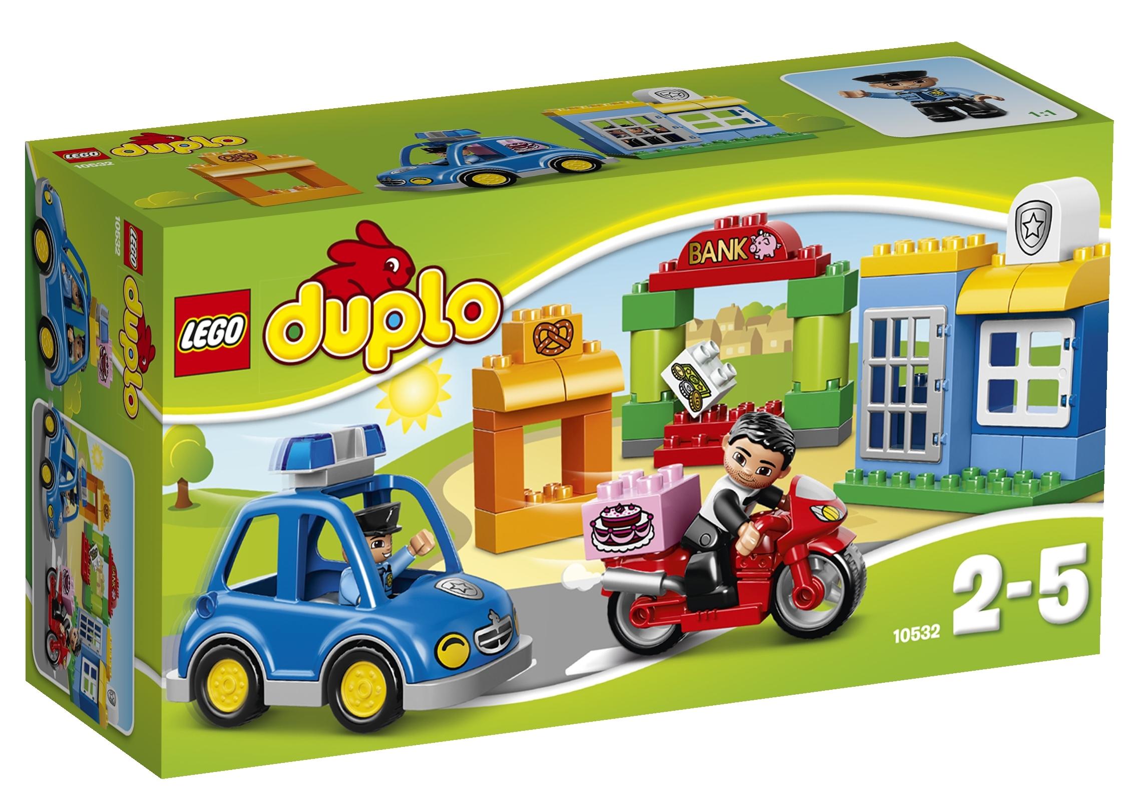 LEGO-® DUPLO-® Mit fo¦ârste politise¦êt