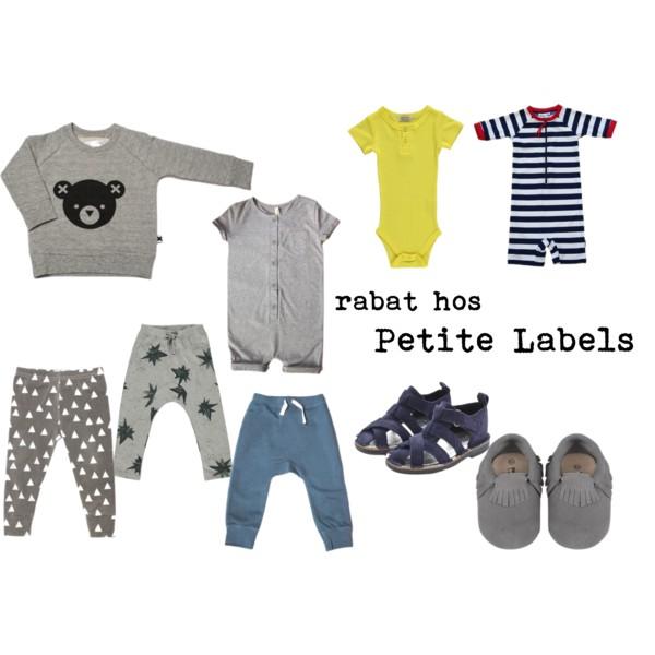 petite labels