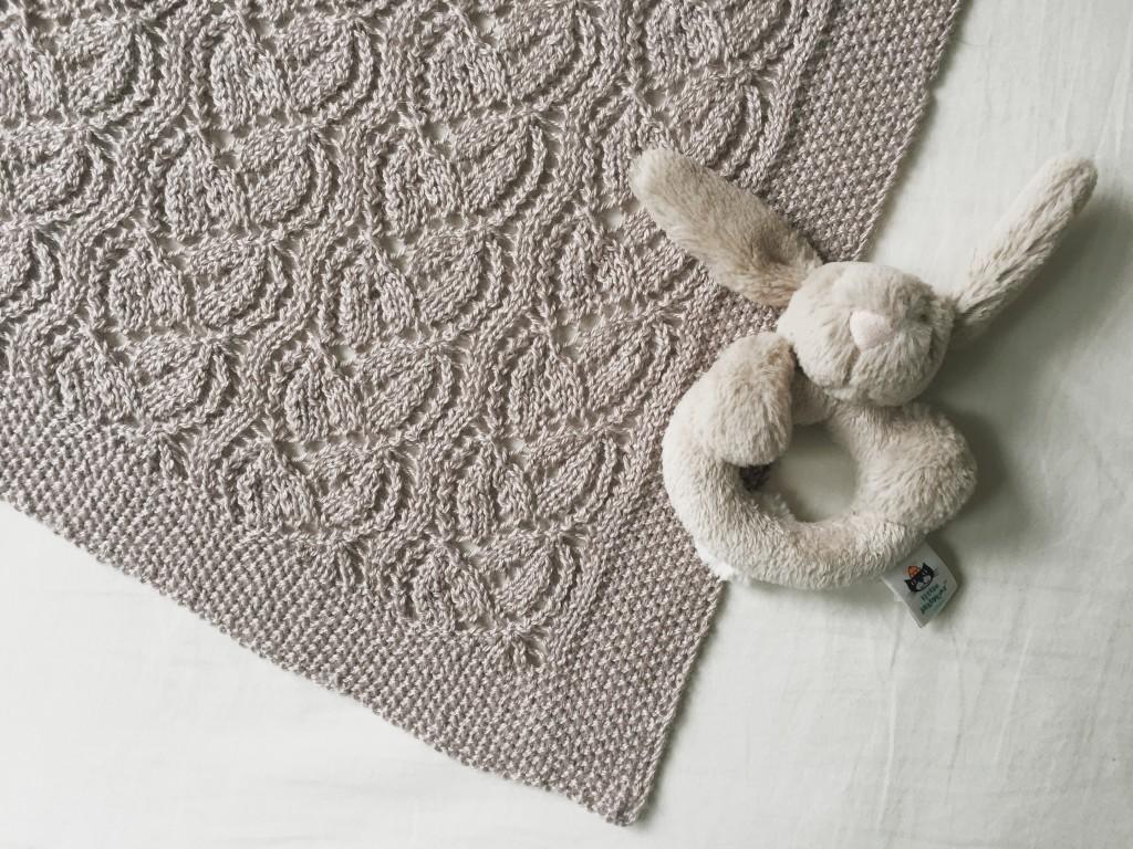 blåklokke tæppe